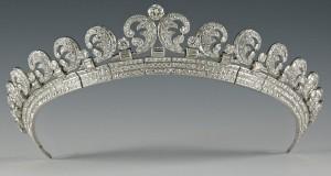 Cartier Halo Tiara