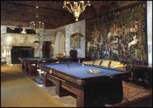 Hearst Castle - Billard Room