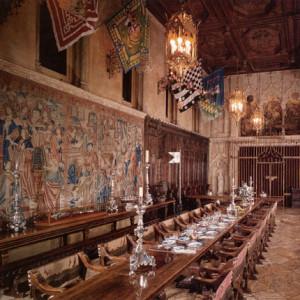 Hearst Castle - Dining Room