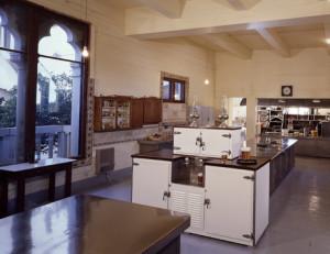 Hearst Castle - Kitchen