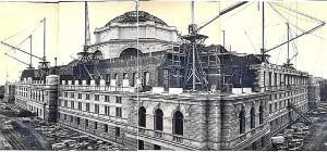 Jefferson building construction