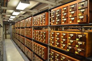 Library of Congress bookshelves 1