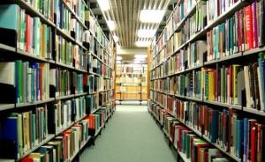 Library of Congress bookshelves 2