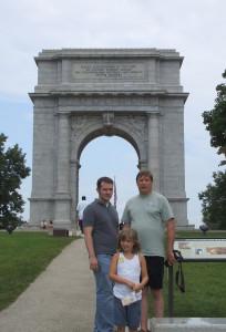 Memorial Arch 1