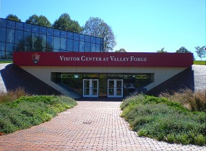 Visitor Center at Valley Forge