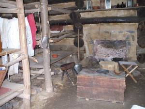 troops  quarter's interior left