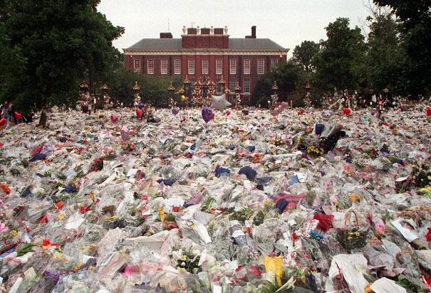 Kensington Palace Princess Diana After S