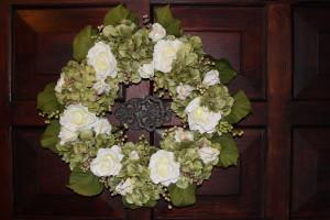 2013 Easter wreath 1a