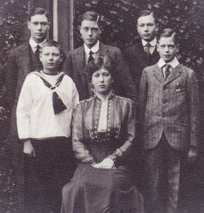 Children of King George V and Queen Mary