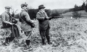 King Edward VII shooting at Sandringham 1
