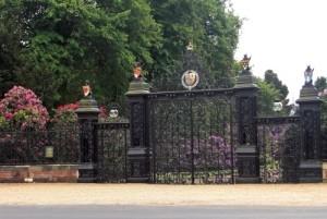Sandringham Norwich Gates