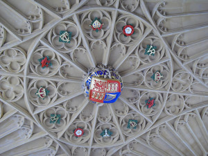 Great Gatehouse ceiling