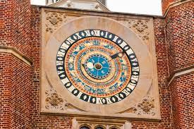 Hampton Court  - Astronomical Clock