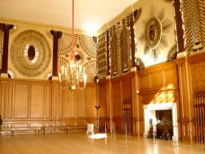 Hampton Court - Guard Chamber