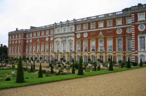 Hampton Court - King's Apartment exterior
