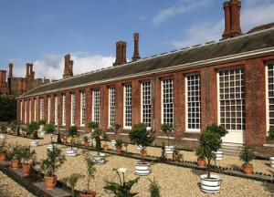 Hampton Court - Orangery exterior