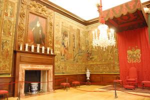 Hampton Court - Privy Chamber
