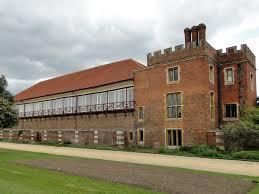 Hampton Court- Tennis Court exterior