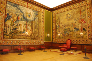Hampton Court - WIthdrawing Room