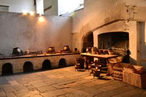 Hampton Court - kitchen 1
