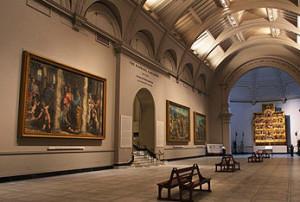 Raphael Gallery - Victoria and Albert Museum 1