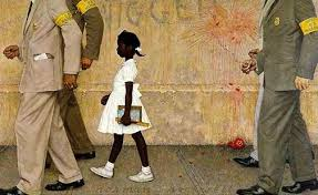 Norman Rockwell  - The Problem We Live With