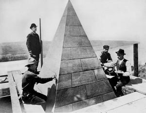Washington Monument 1884