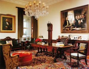 White House - Treaty Room