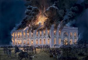 White House - War of 1812