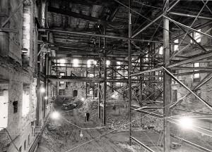 White House - renovation 1