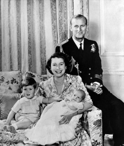 Clarence House - Royal family