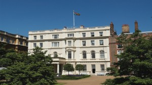 Clarence House - exterior 2 south front