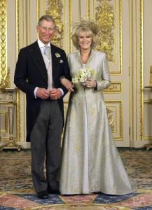 Camilla Duchess of Cornwall wedding 2
