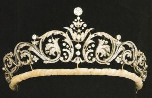 Duchess of York wedding tiara