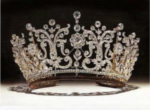 Princess Margaret wedding tiara