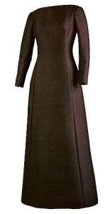 Black Dress - Vatician visit