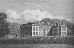 Althorp_House_in_the_1820s