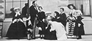 Balmoral - Queen Victoria and family