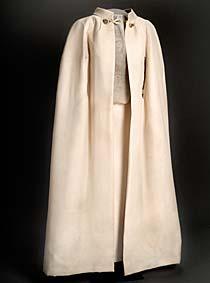 Inaguruaral ball cape