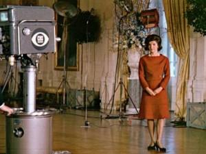 White House - television tour dress 2