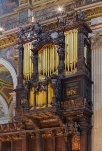 St Pauls - organ