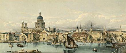 St Pauls - panorama