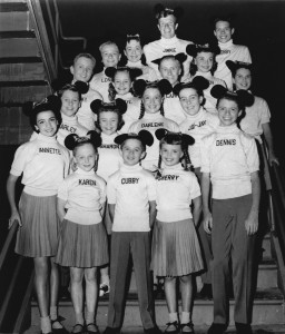 MMC Mouseketeers 1957