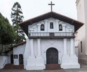 Mission San Francisco de Asis - cemetery