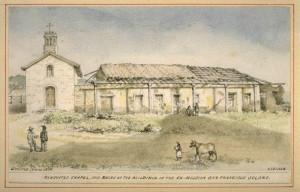 Mission San Francisco de Solano -old