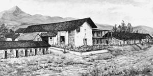 Mission San Jose - old 1