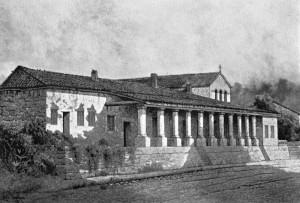 Mission San Luis Obispo - old