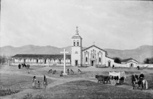 Mission Santa Clara De Asis- old 2