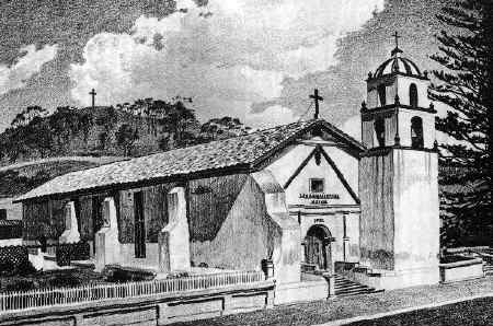 San Buenaventura - old photo