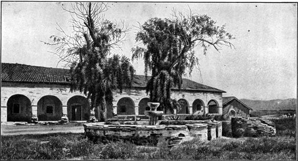 San Fernando Mission - old